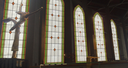 decorative stained glass window film gallery